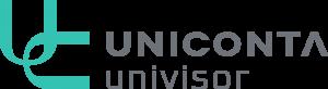 UniConta Univisor Logo RGB